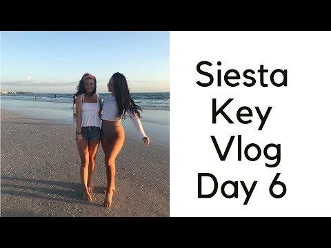 Siesta Key Vlog Day 6