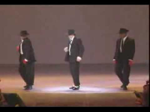Michael Jackson Dance Break