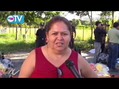 SINAPRED entrega equipos de primera respuesta a brigadas municipales de Estelí
