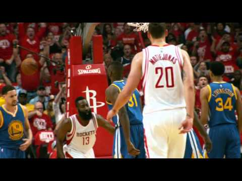 Best of Playoffs Phantom: Warriors vs Rockets Game 3