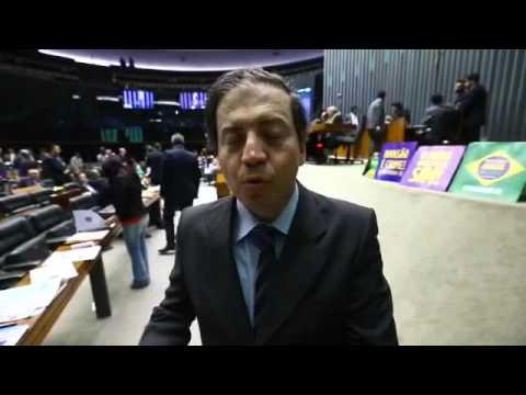 Rodrigo de Castro: faltam menos de 24 horas para aprovarmos o impeachment no Plenário da Câmara