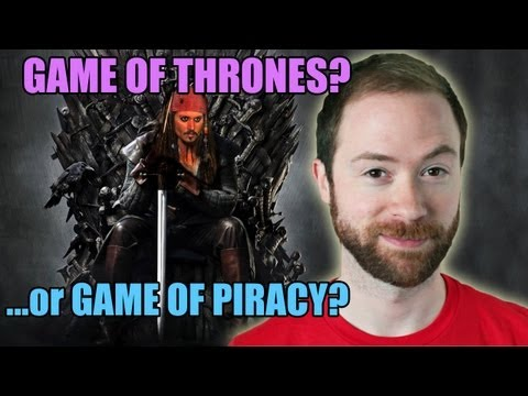 Piracy - Here's an idea: Game Of Thrones owes its success to piracy. If you're like us, you LOVE Game of Thrones. But if you're also like us, you may not, technically...