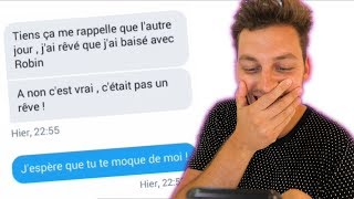 Video Les mecs se vengent par sms ! MP3, 3GP, MP4, WEBM, AVI, FLV Oktober 2017