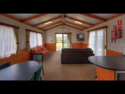Inland Waters Holiday Parks - Lake Burrendong - Cabin 9 presentdd by Peter Bellingham Photography