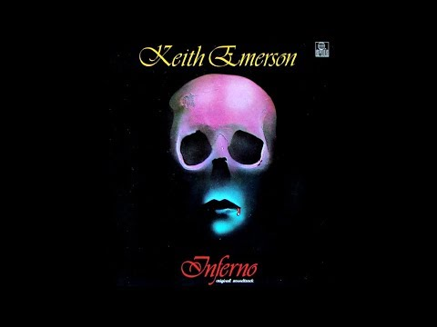Inferno (1980) Original Motion Picture Soundtrack by Keith Emerson