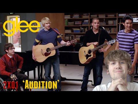 Glee Season 2 Episode 1 - 'Audition' Reaction