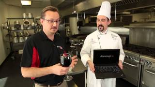 Lenovo ThinkPad Extreme Spill Test