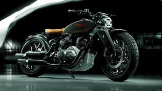 Royal Enfield KX - Il concept - Video Prototipi e Concept