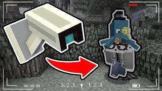 SECURITY CAMERAS IN MINECRAFT (Minecraft Boundless Modpack #13)