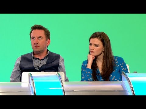 Lee Mack a trampolína