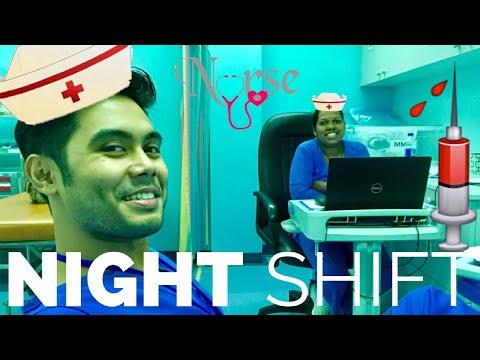 Nurses on duty 👨🏽⚕️I Pinoy Nurse Abroad | UAE Nurse | Nurse Mike