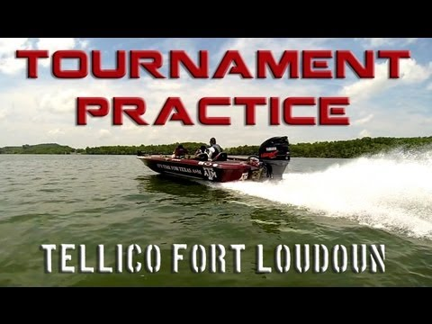 Bass Fishing Tournaments- Beyond the Stage at Tellico Fort Loudoun
