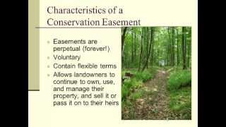 Preserving Forested Lands
