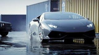 Lamborghini Huracán ► The Pursuit (OFFICIAL Trailer)