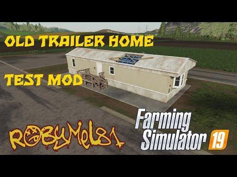 Old Trailer Home v1.0.0