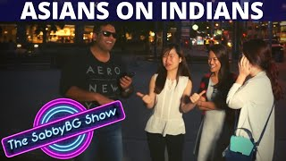 Video What do ASIANS know about INDIANS | Asians on India MP3, 3GP, MP4, WEBM, AVI, FLV Januari 2019