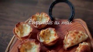 Empanadas au maïs