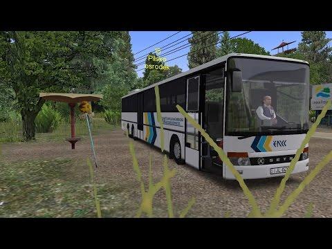 OMSI 2 - Setra S 319 UL [FullHD/Logitech G27]:  Bus: http://adf.ly/1f2ew7Map: http://yamechanic.com/BTEm