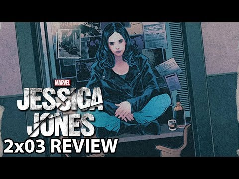 Jessica Jones Season 2 Episode 3 'AKA Sole Survivor' Review