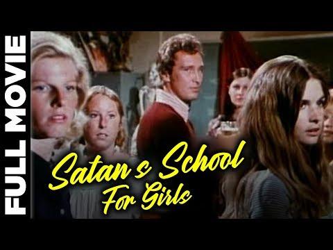 Satan's School For Girls (1973) | American Horror Movie | Pamela Franklin, Kate Jackson