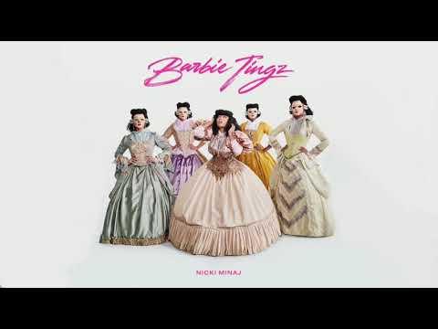 Barbie Tingz by Nicki Minaj (Clean Version) (Lyrics in Description)