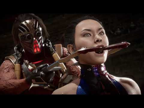 Mortal Kombat 11 All Fatalities On Sole Survivor Kitana
