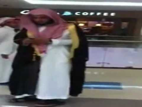Saudi woman stands up to religious police