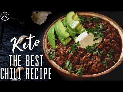 The Best Chili Recipe | Easy & Keto Friendly (Bean Free Chili)