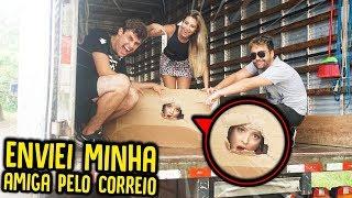 Video MANDEI MINHA AMIGA POR CORREIO!! - TROLLANDO MINHA AMIGA [ REZENDE EVIL ] MP3, 3GP, MP4, WEBM, AVI, FLV September 2018
