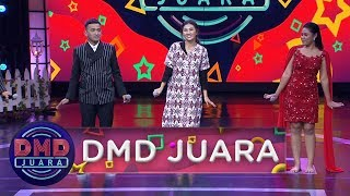 Video Ruben dan Sarwendah Goyang Penguin, Kocak Banget - DMD Juara (8/10) MP3, 3GP, MP4, WEBM, AVI, FLV Oktober 2018