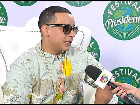 Entrevista a Daddy Yankee  en Extremo  07 Agosto 2014