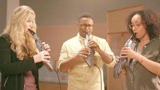 Aerophone GO sound preview : Trio performance