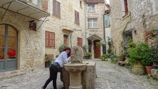 Saint-Paul-de-Vence France  city pictures gallery : French Riviera, Walking in Old village Saint-Paul-de-Vence, Round the World Trip, 13