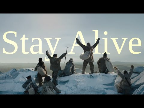 The Terror || Stay Alive