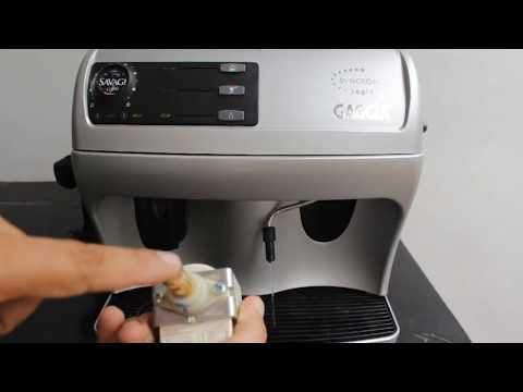 Gaggia Syncrony Logic  - Water Pump doesn't Work - Bomba com Defeito