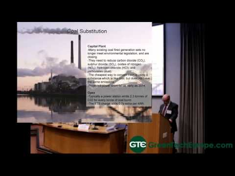 Rotawave Presentation: Biomass to fuel