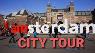 Amsterdam Netherlands  City pictures : Amsterdam - Netherlands HD