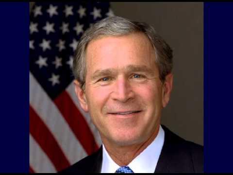 George Bush's Secret CIA Methods To Improve Memory