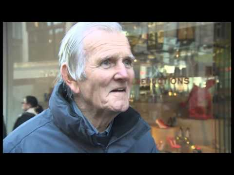 BBC Interview With Former Liverpool Goalkeeper - So Heartwarming