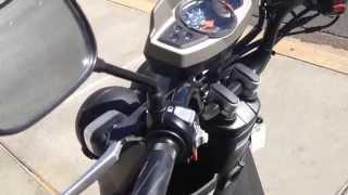 10. 2014 Yamaha Zuma 50