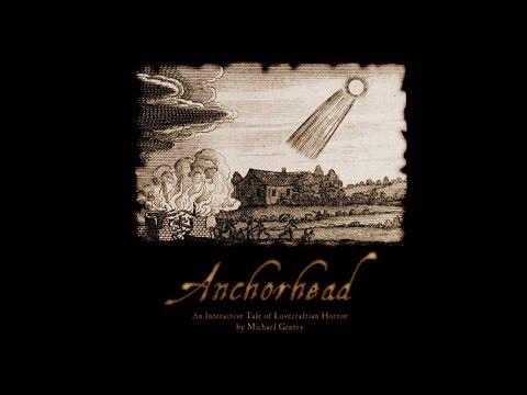 Anchorhead (Interactive Fiction) - Part 1