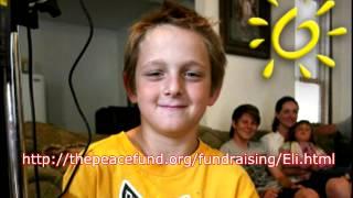 Combat Radio/Peace Fund Radio working w/COTA (Children's Organ Transplant Assoc.) to get Eli Olsen a life-saving organ transplant.