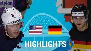 США - Германия1-2