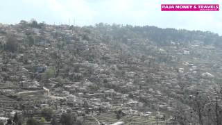 Almora India  City new picture : Passing Almora City on Nanital Tour Love India