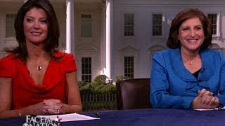 Face The Nation with Bob Schieffer - The mommy war