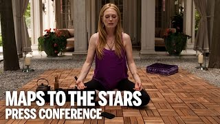 Nonton Maps To The Stars Press Conference   Festival 2014 Film Subtitle Indonesia Streaming Movie Download