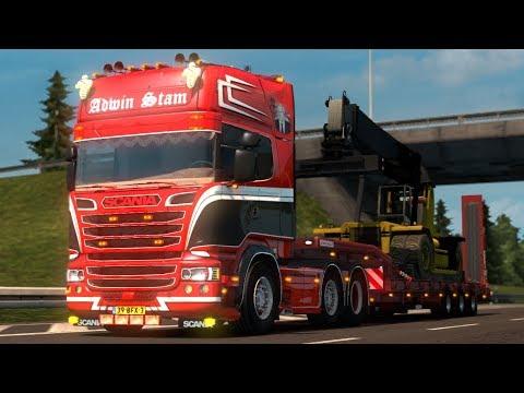 Scania R520 Adwin Stam 1.28.x