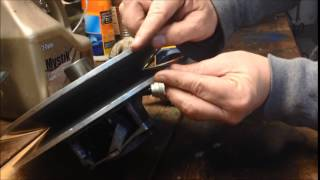 4. yamaha snowmobile clutch deflection adjustment