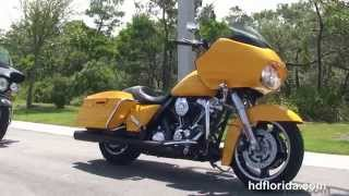 5. Used 2012 Harley Davidson Road Glide Custom for sale in Pensacola FL