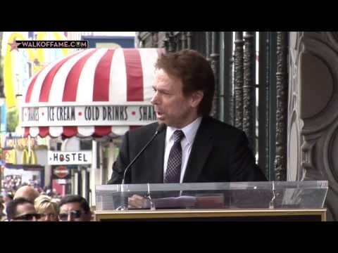 Jerry Bruckheimer Walk of Fame Ceremony